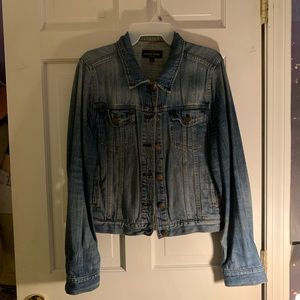 J. Crew Indigo Denim Jacket